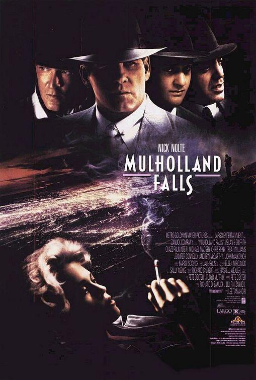 плакат фильма Скала Малхолланд