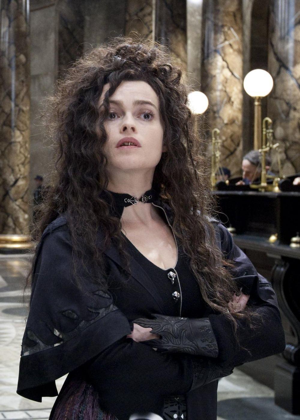 кадры из фильма Гарри Поттер и Дары Смерти: Часть вторая Хелена Бонэм Картер,