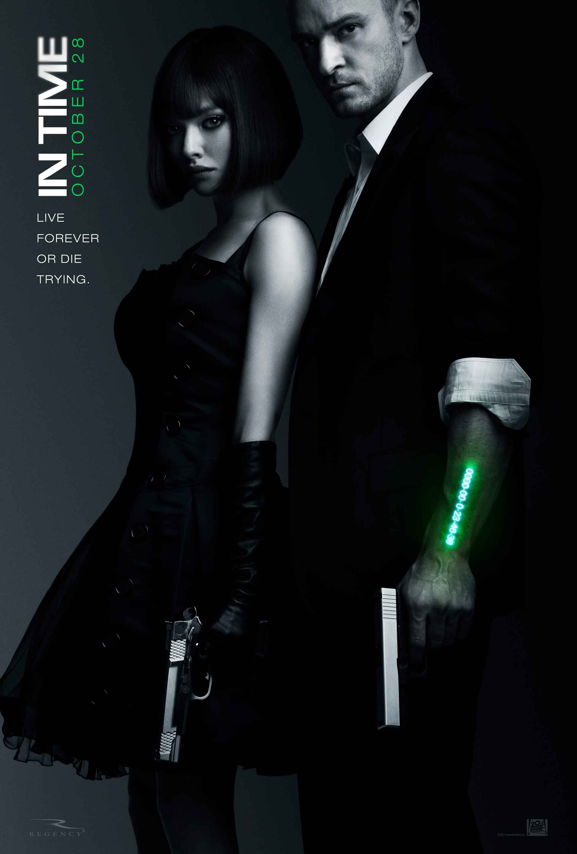 плакат фильма постер Время