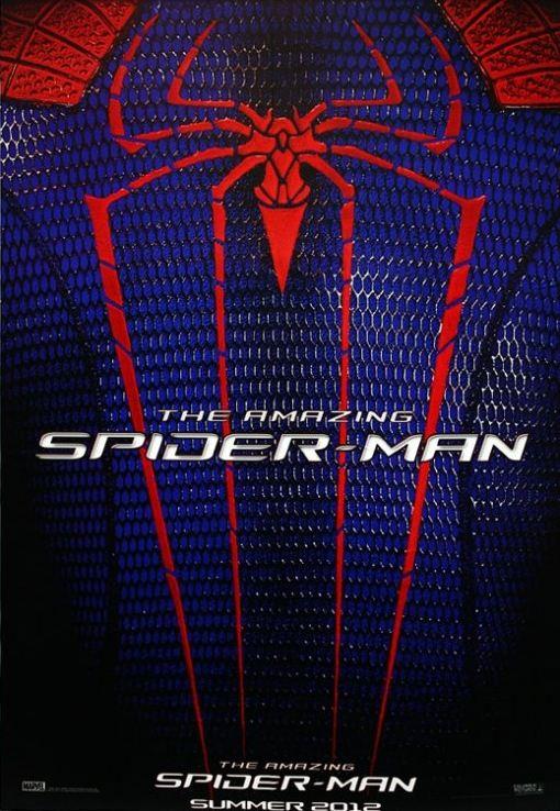 плакат фильма тизер Новый Человек-паук