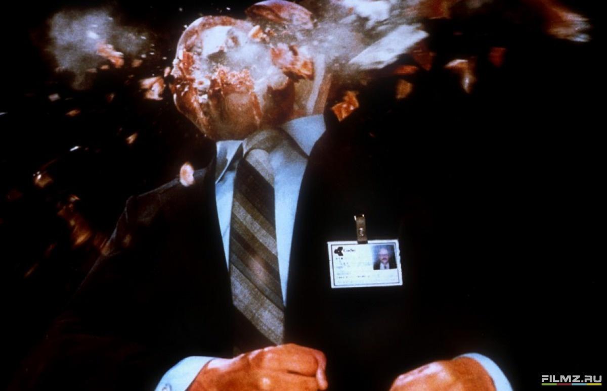 кадры из фильма Сканнеры