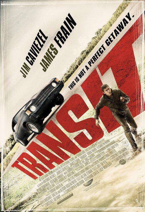 плакат фильма постер Транзит