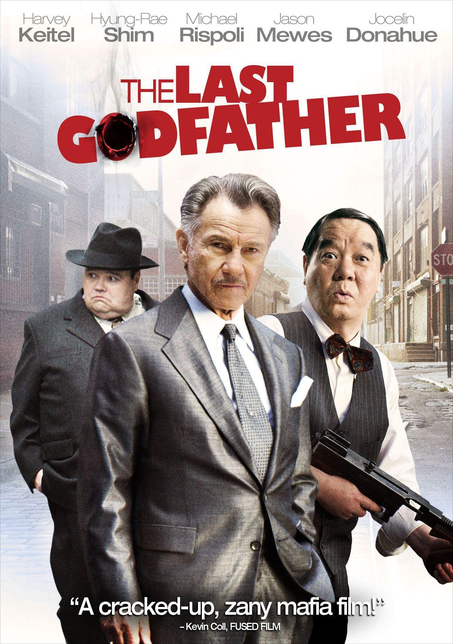 плакат фильма DVD Последний крестный отец* Хен Рэ Сим,