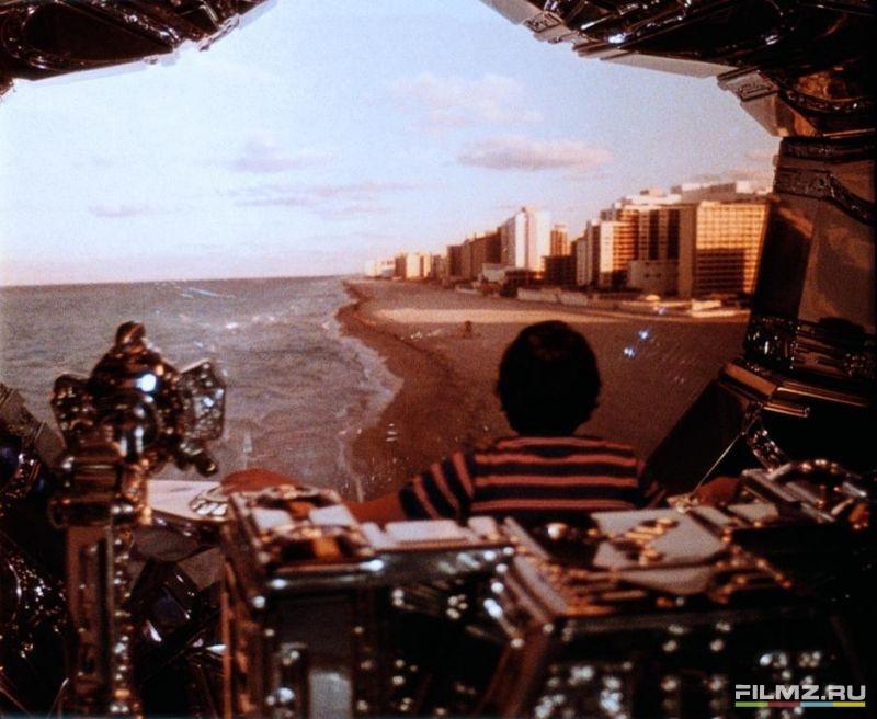 кадры из фильма Полет навигатора Джоуи Крамер,