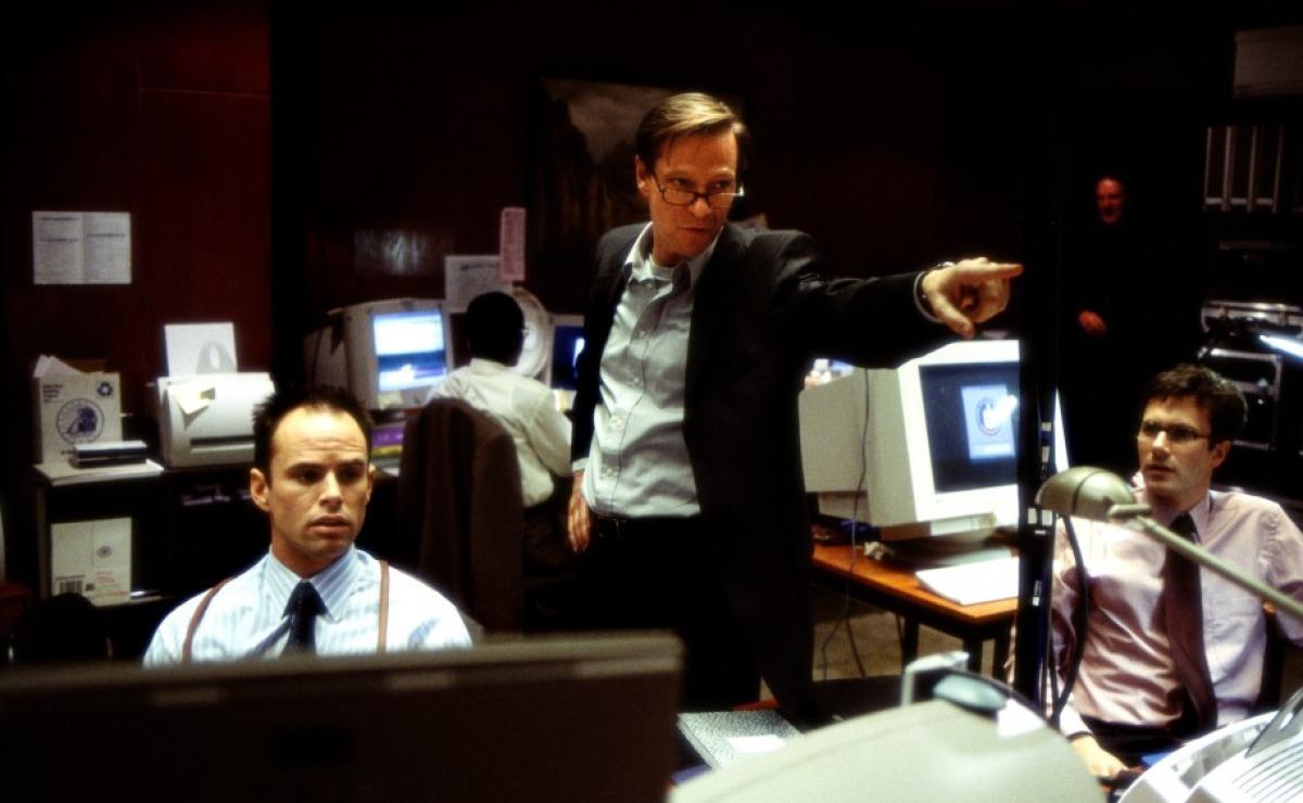 кадры из фильма Идентификация Борна Крис Купер,
