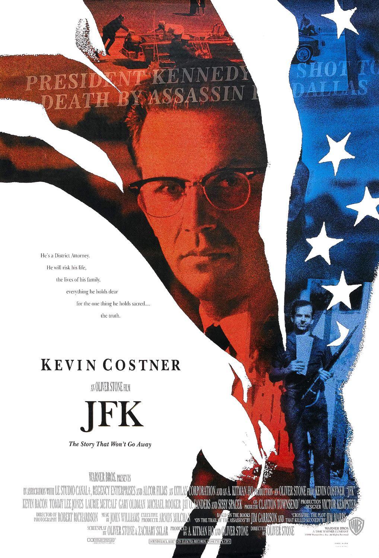 плакат фильма Джон Ф. Кеннеди: Выстрелы в Далласе