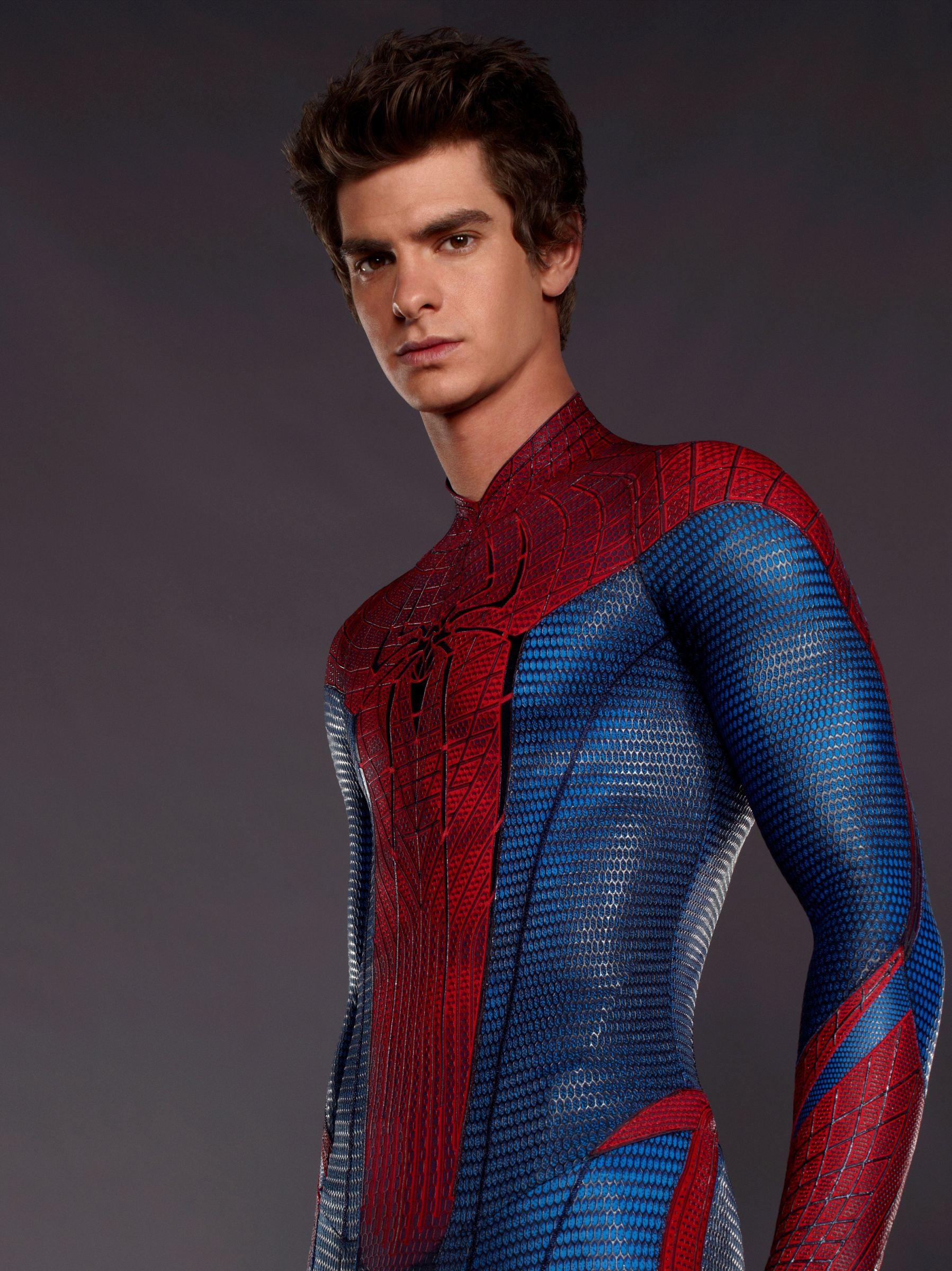 Эндрю гарфилд  человек паук