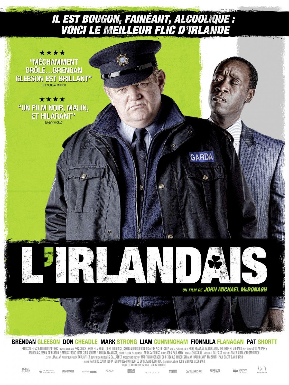 плакат фильма постер Однажды в Ирландии