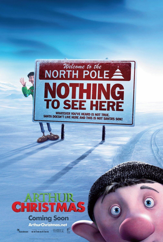 плакат фильма тизер Секретная служба Санта Клауса