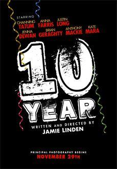 плакат фильма тизер 10 лет спустя