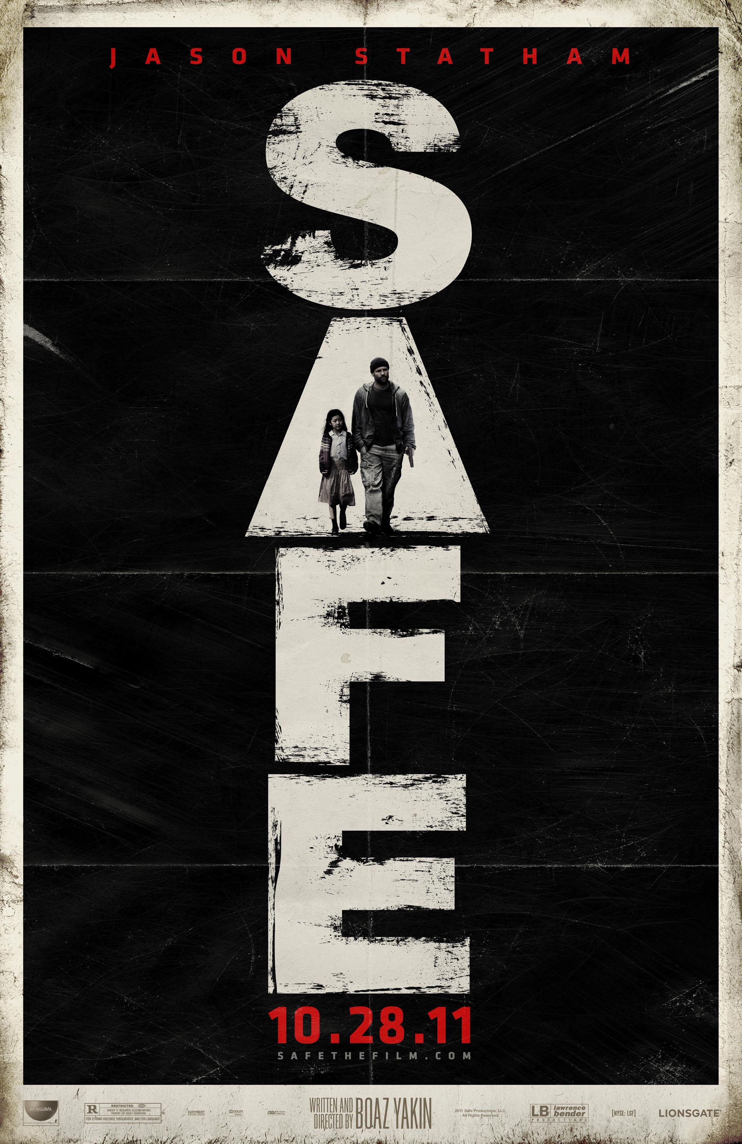 плакат фильма тизер Защитник