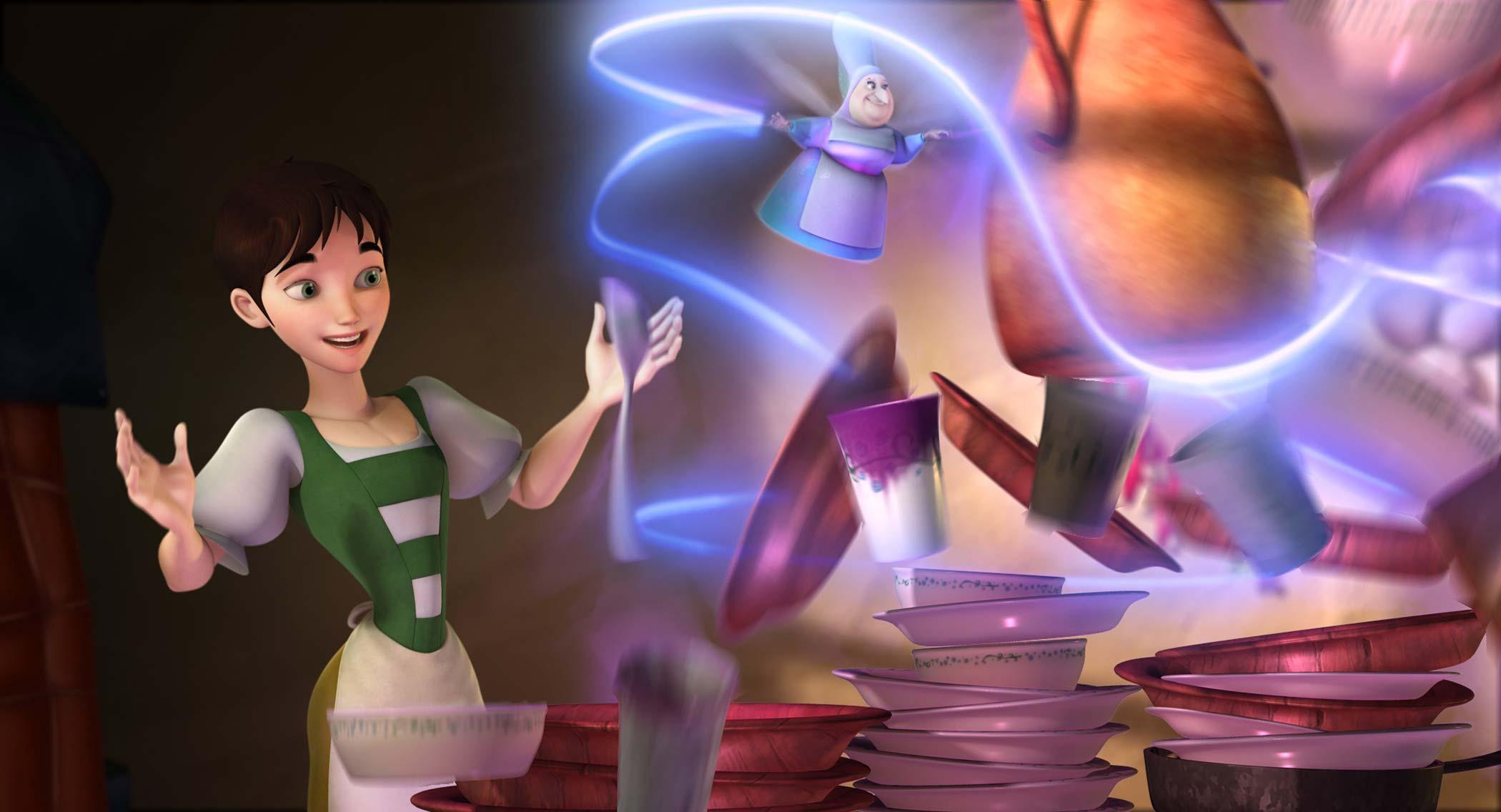 кадры из фильма Новые приключения Золушки
