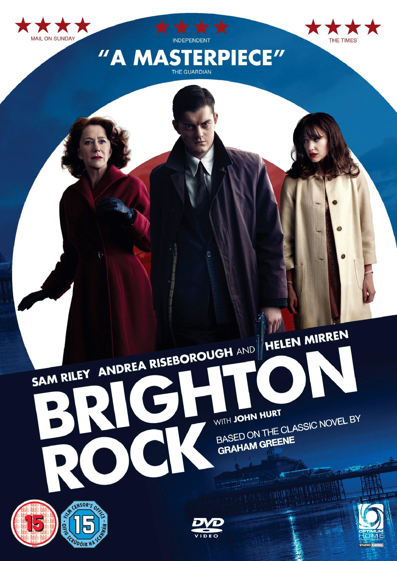 плакат фильма Blu-Ray Брайтонский леденец*