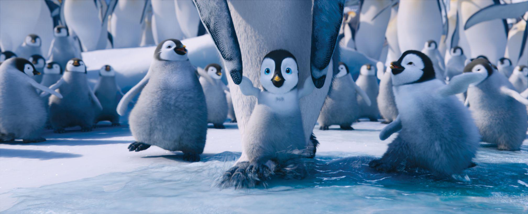 кадры из фильма Делай ноги 2 в 3D