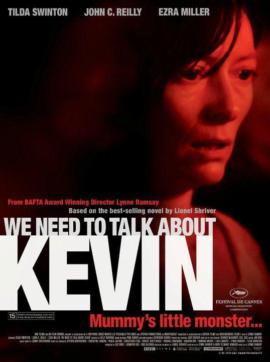 плакат фильма характер-постер Что-то не так с Кевином