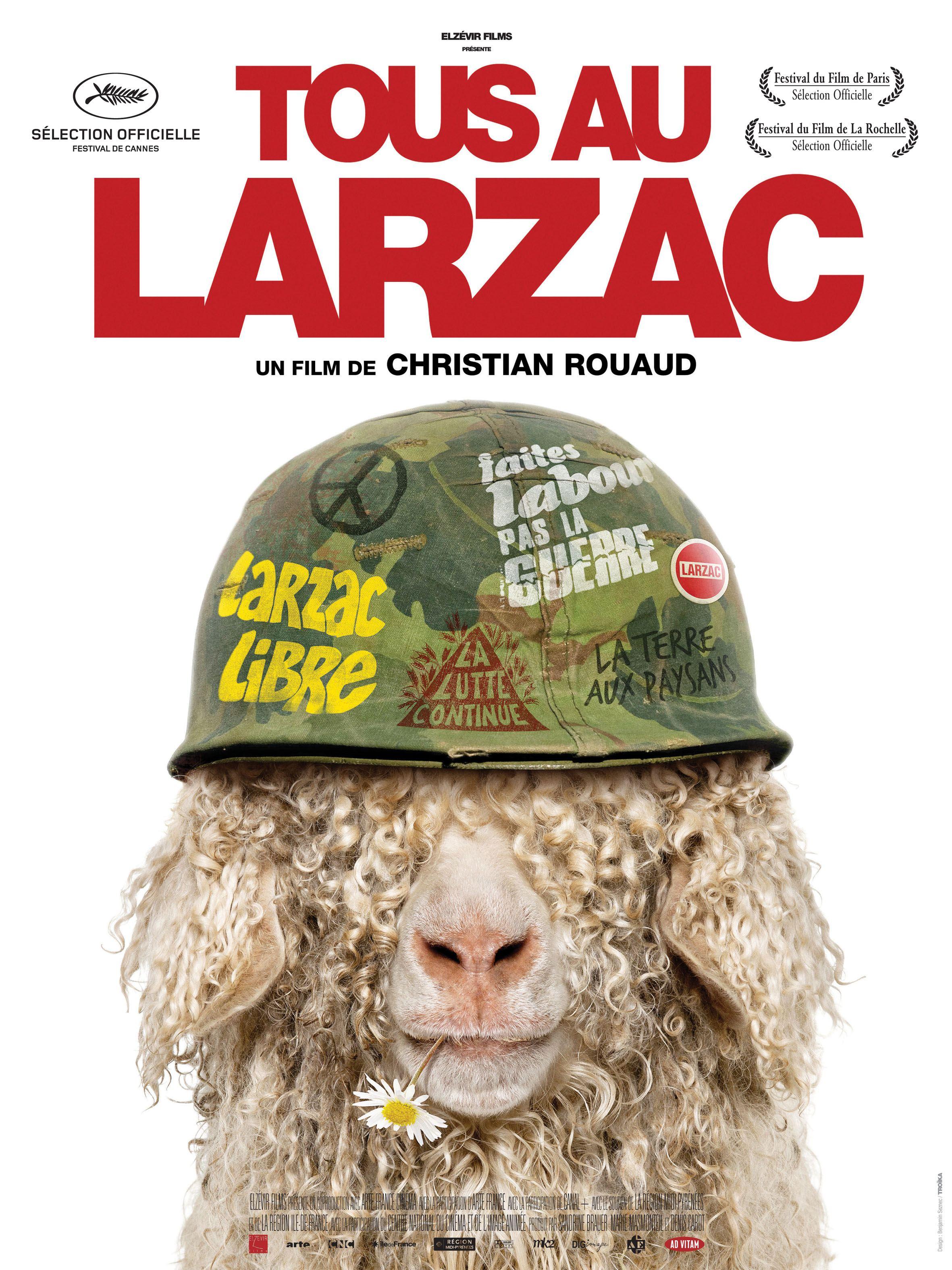 плакат фильма постер Все в Ларзаке*