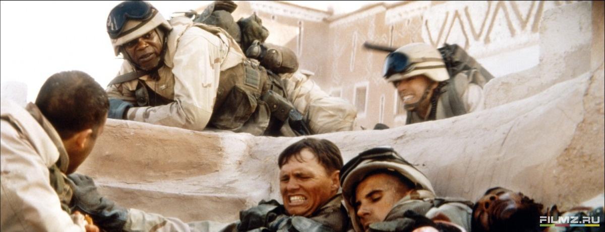 кадры из фильма Правила боя Сэмюэль Л. Джексон,