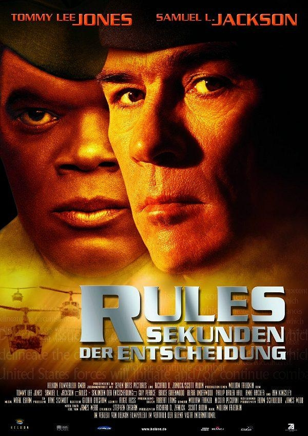 плакат фильма Правила боя