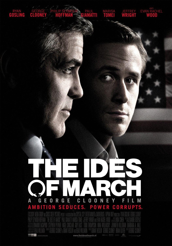 плакат фильма постер Мартовские иды