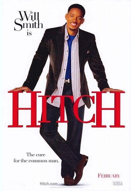плакат фильма постер Правила съема: Метод Хитча