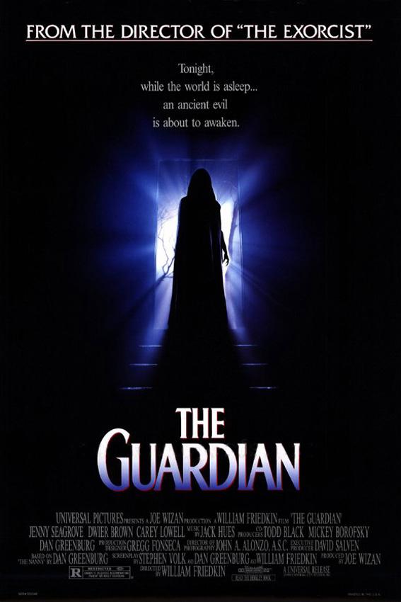 плакат фильма Страж