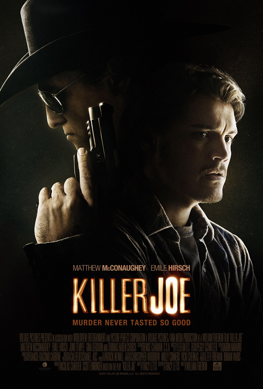 плакат фильма постер Киллер Джо