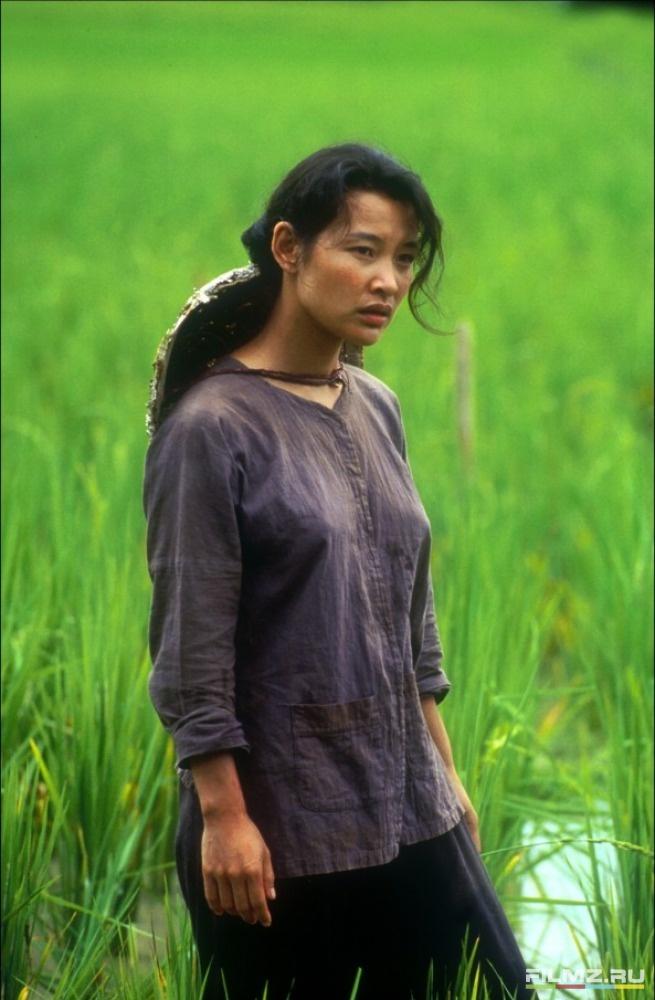 кадры из фильма Небо и земля Джоан Чен,