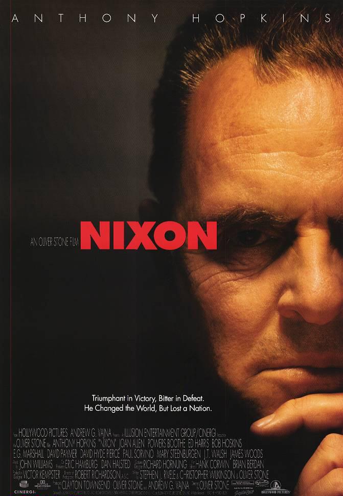 плакат фильма Никсон