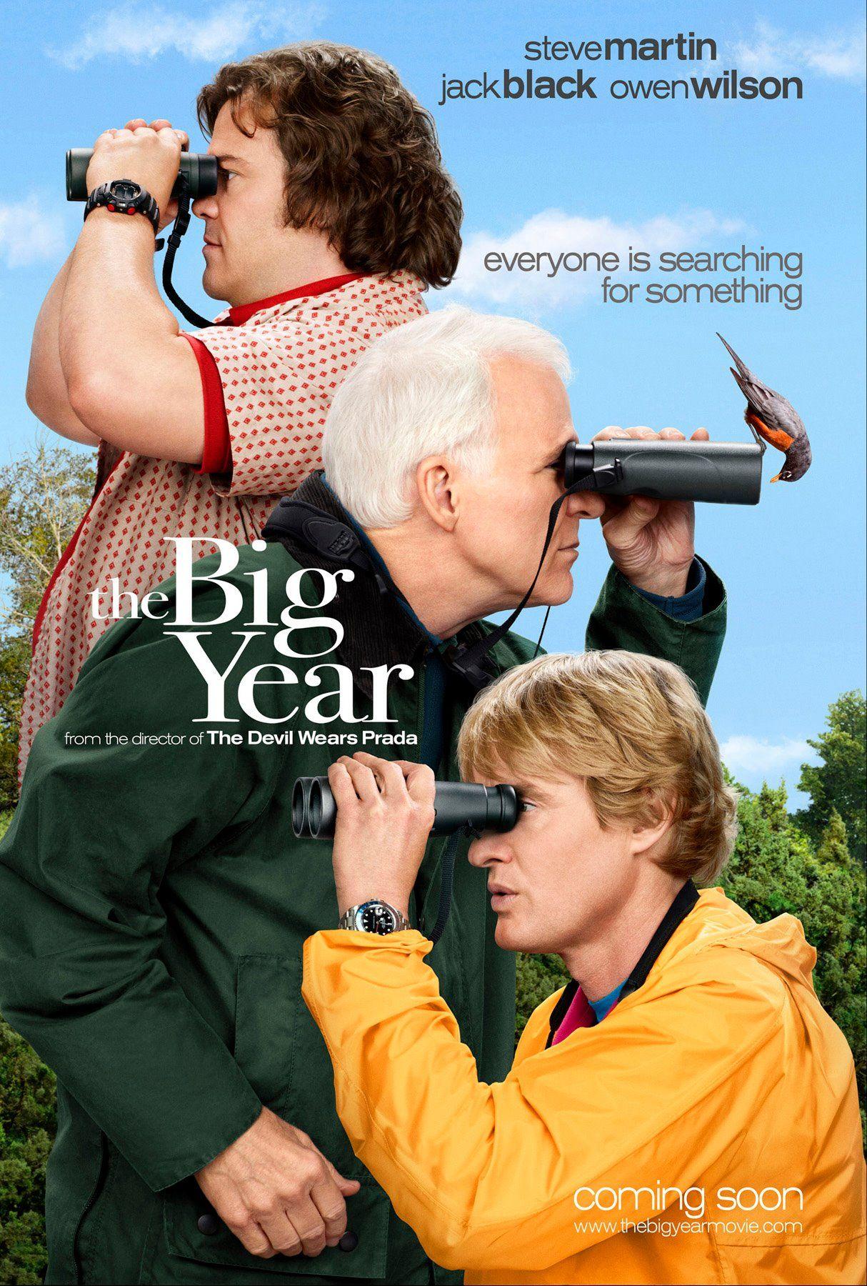 плакат фильма постер Большой год