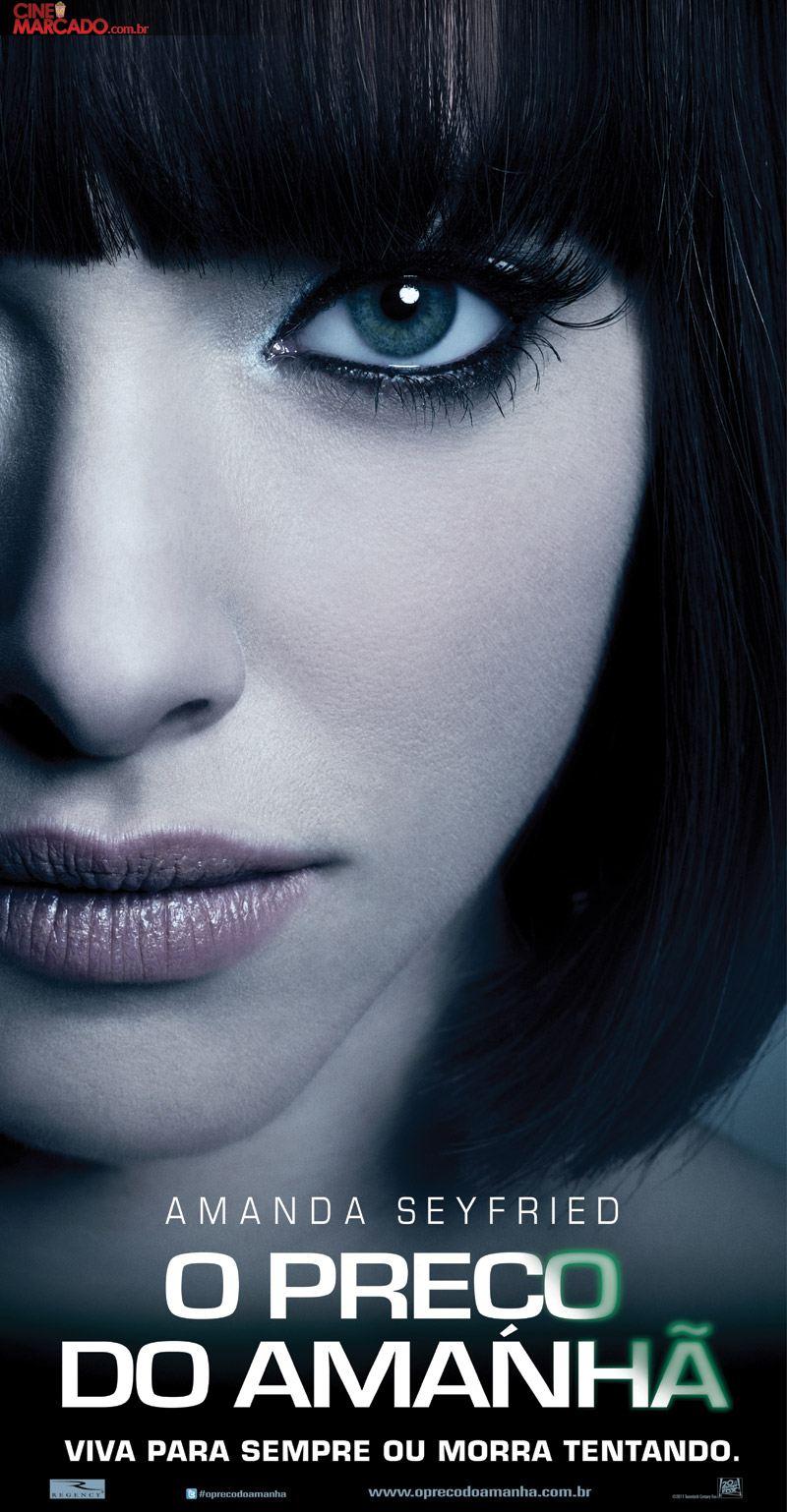 плакат фильма характер-постер Время