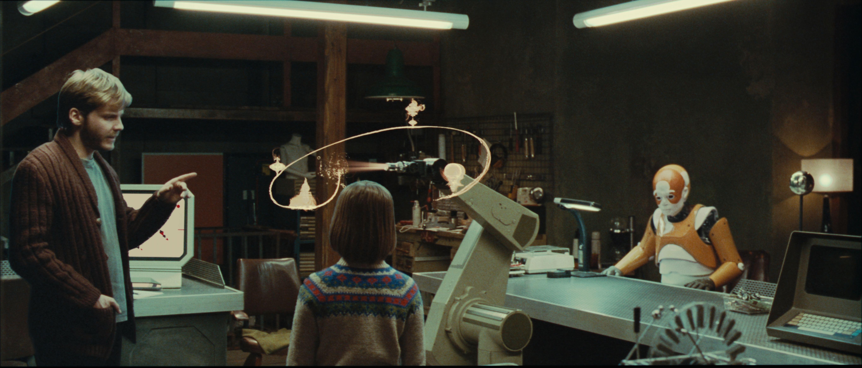 кадры из фильма Ева: Искусственный разум Даниэль Брюль, Клаудиа Вега,