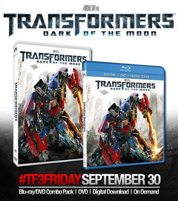 плакат фильма DVD Blu-Ray AD Трансформеры 3: Темная сторона Луны