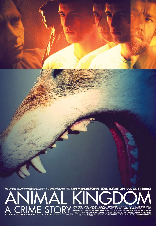 плакат фильма постер По волчьим законам