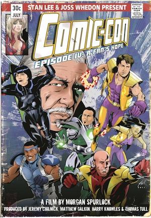 плакат фильма постер Комик-Кон, эпизод четвертый: Фанатская надежда*