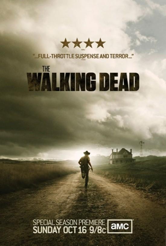 плакат фильма постер сезон 2 Ходячие мертвецы