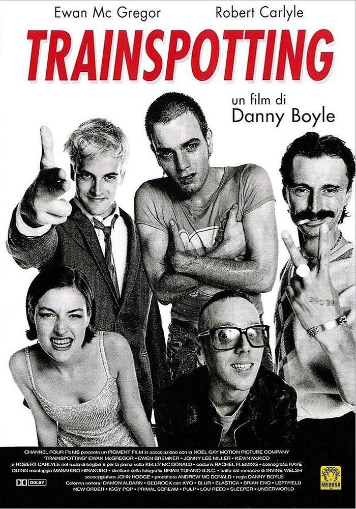 плакат фильма На игле