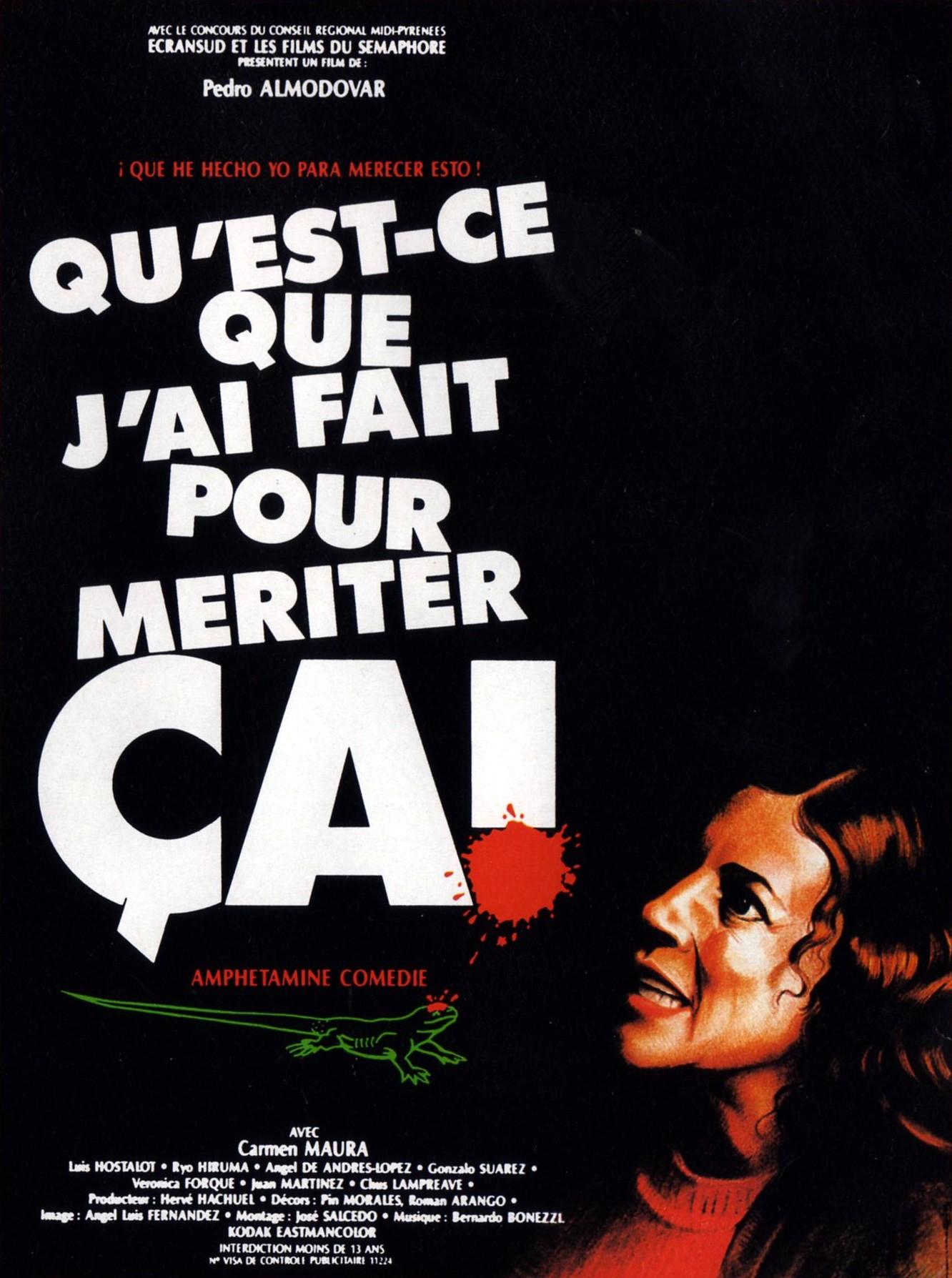 плакат фильма За что мне это?