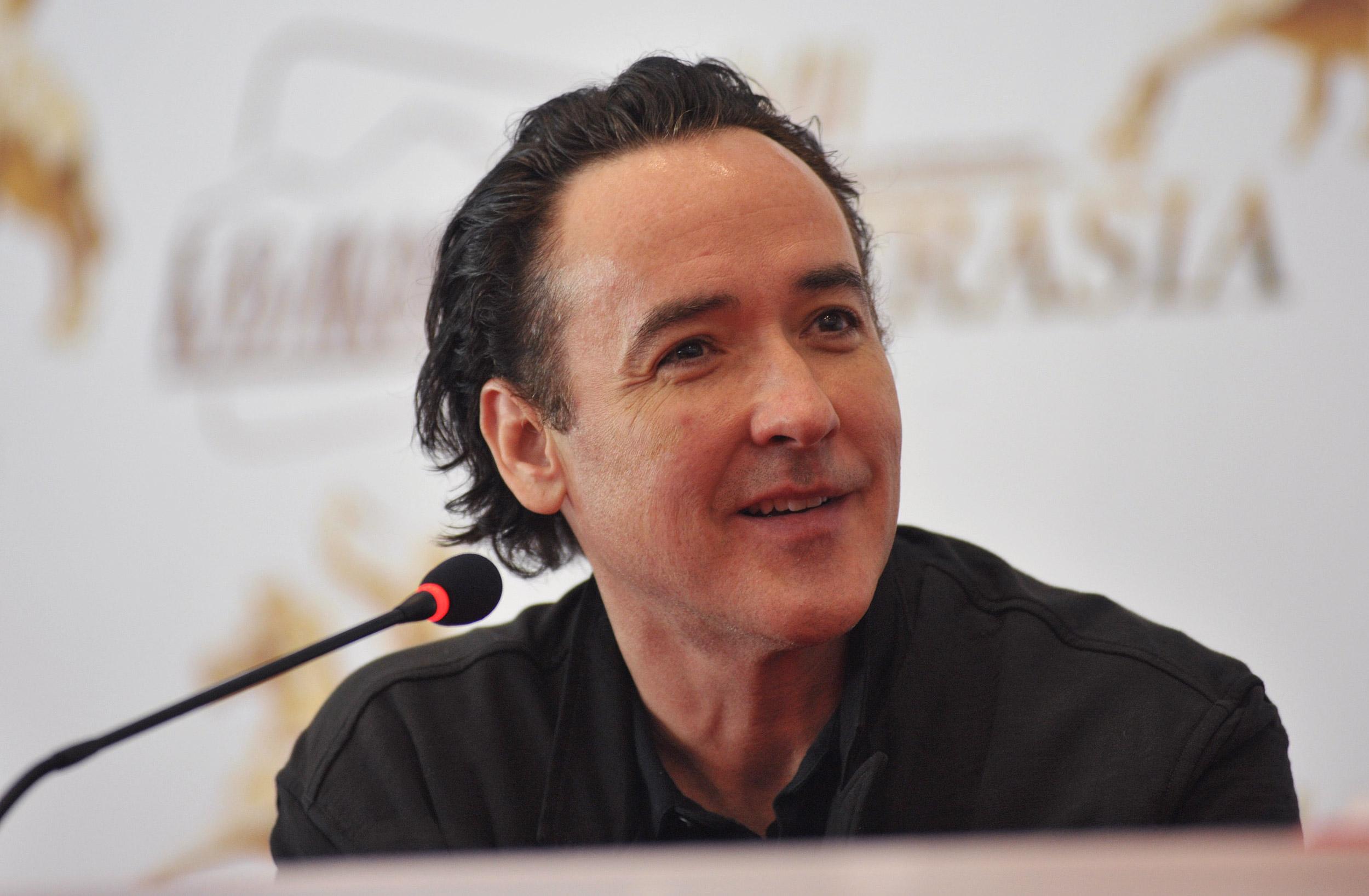 пресс-конференция VII Международный кинофестиваль «Евразия» Джон Кьюсак,