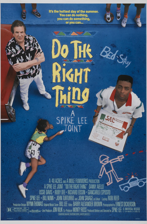 плакат фильма постер Делай, как надо!