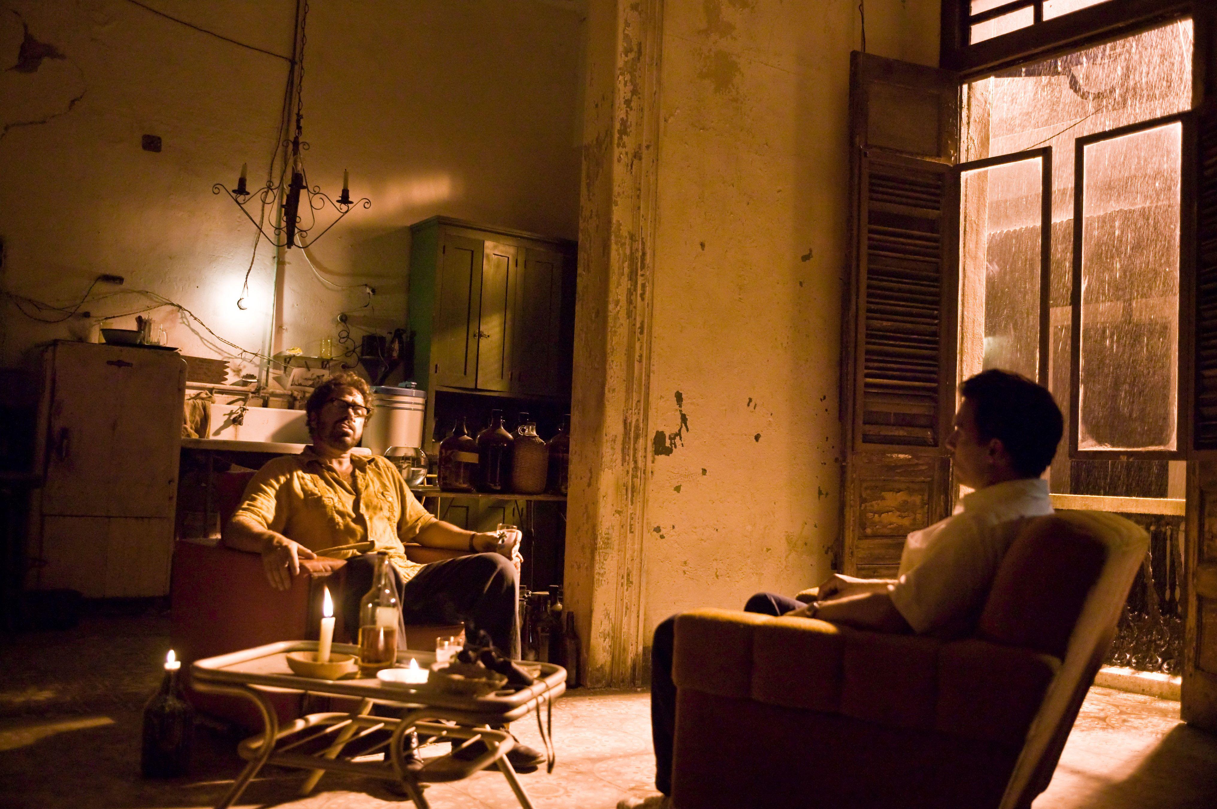 кадры из фильма Ромовый дневник Майкл Рисполи, Джонни Депп,