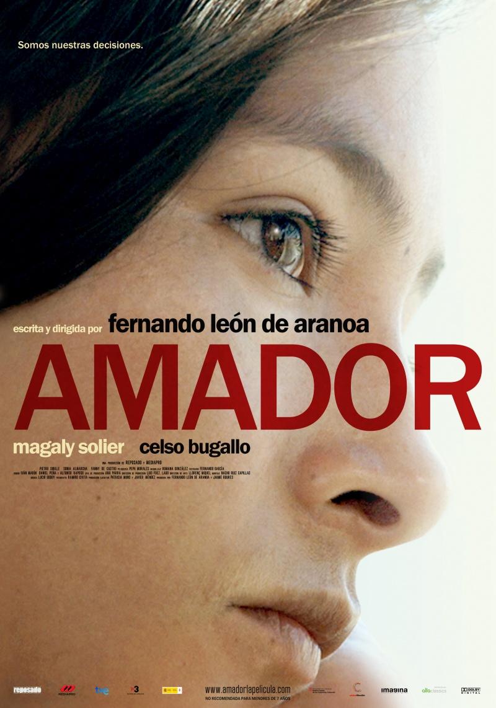 плакат фильма тизер Амадор