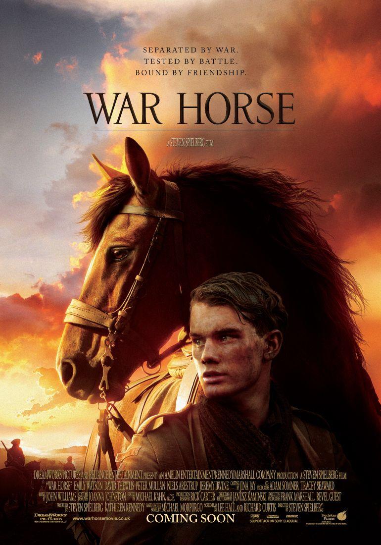 плакат фильма постер Боевой конь