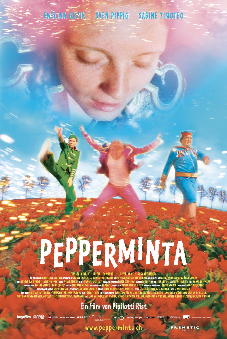 плакат фильма постер Пепперминта: Мятная штучка