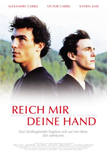 плакат фильма постер Дай мне руку