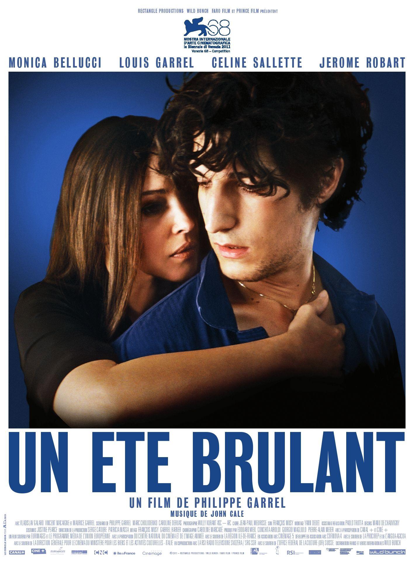 плакат фильма постер То лето страсти