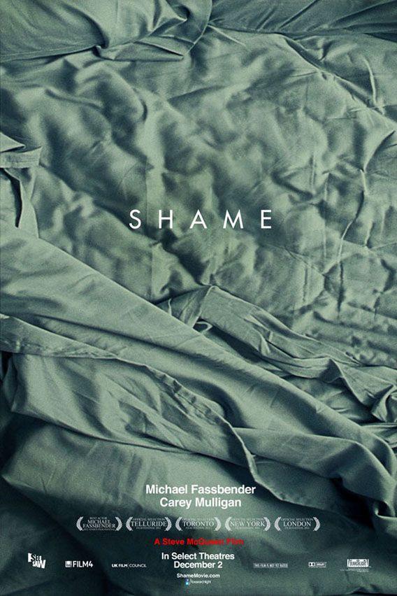 плакат фильма постер Стыд
