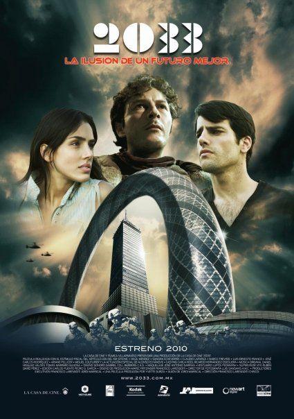 плакат фильма постер Земля 2033