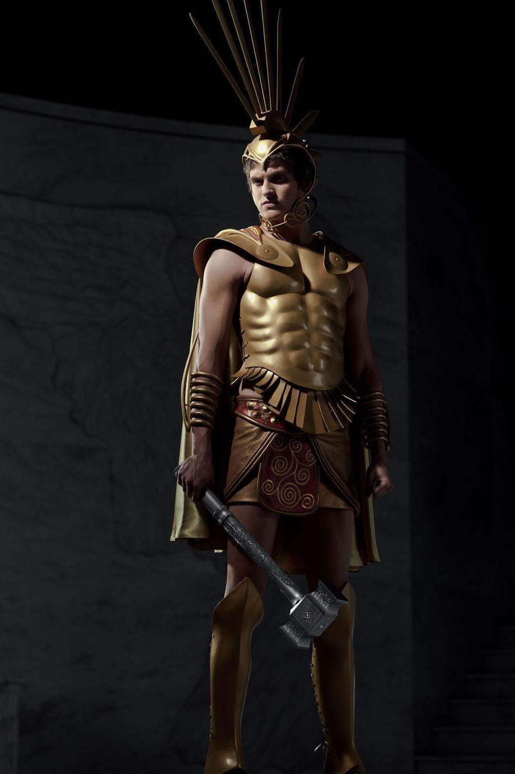 кадры из фильма Война богов: Бессмертные Дэниел Шэрман,