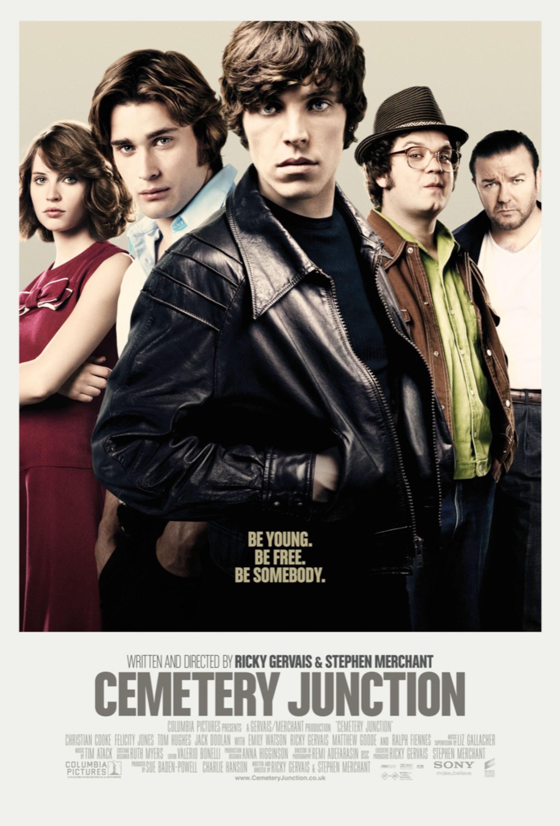 плакат фильма постер Городок Семетри