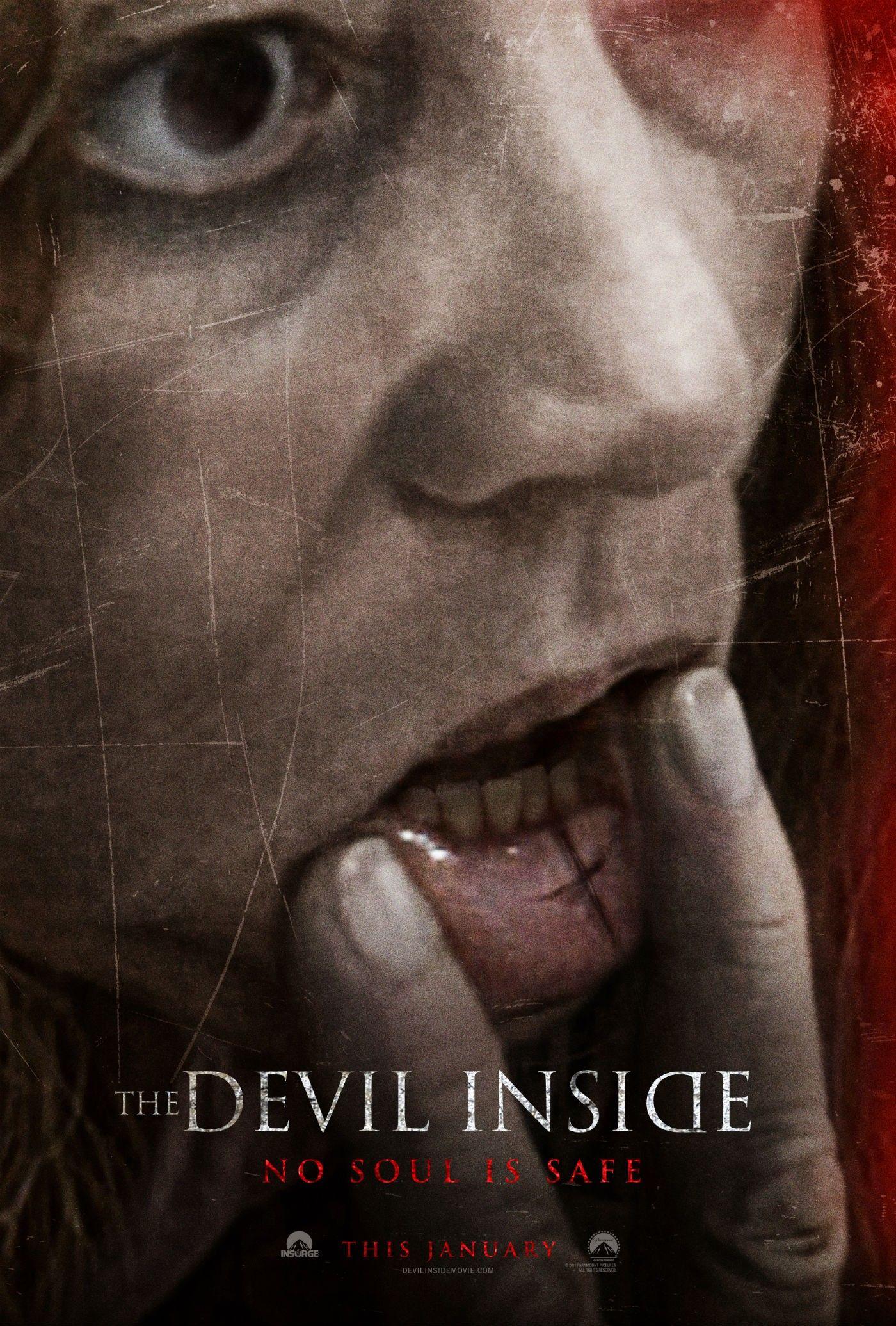 плакат фильма постер Одержимая
